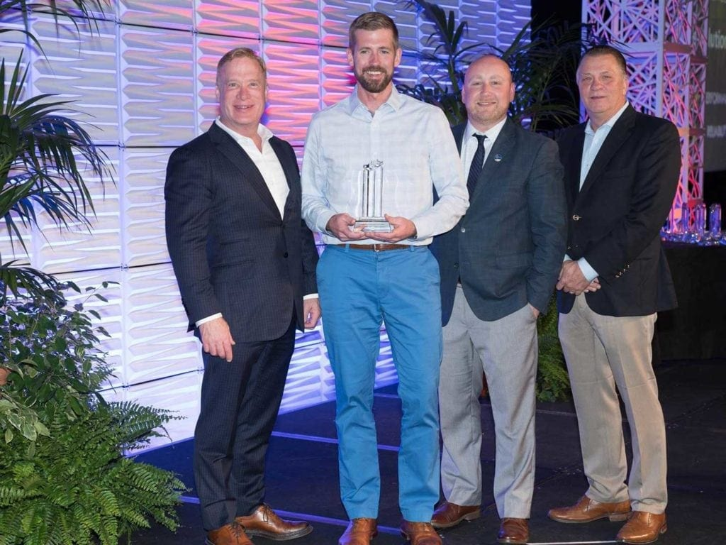 GAF President's Club Award for Roofing
