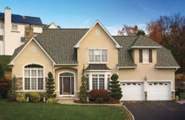GAF® Timberline® American Harvest® Cedar Falls Home