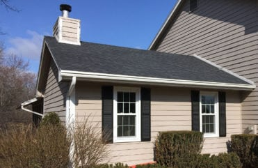 Gutters carry water away from you home; LeafGuard® does it with a patented, debris shedding design that is better than any other gutter on the market today. That's why Craig went with LeafGuard® on his Cumming, IA home.