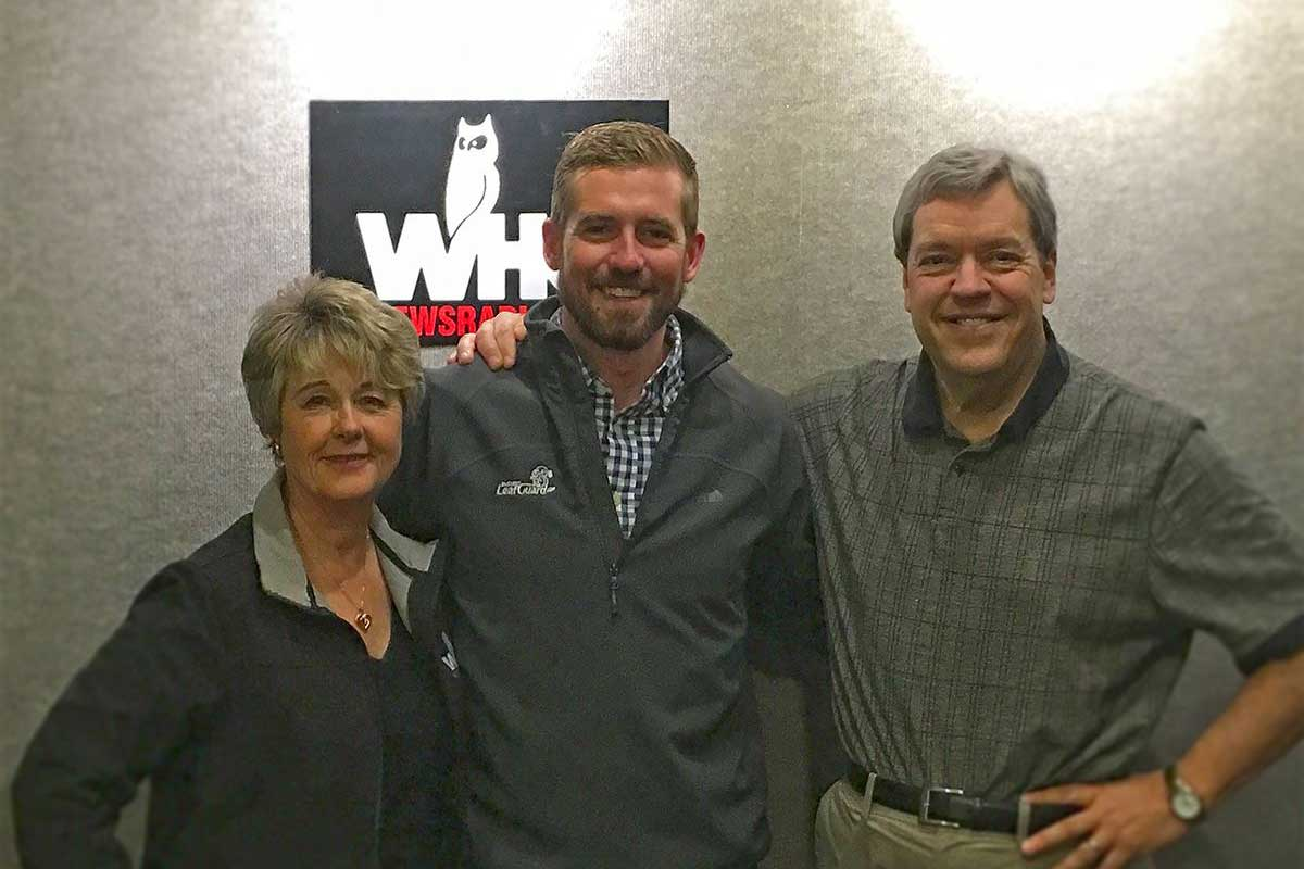 Home Solutions of Iowa has been a proud sponsor of the Van & Bonnie Show for 15 years.