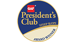GAF Presidents Club Award