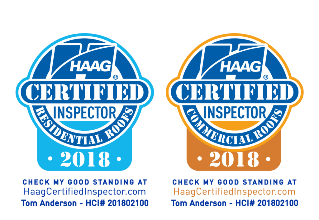 HAAG Certified Inspector Des Moines and Central Iowa