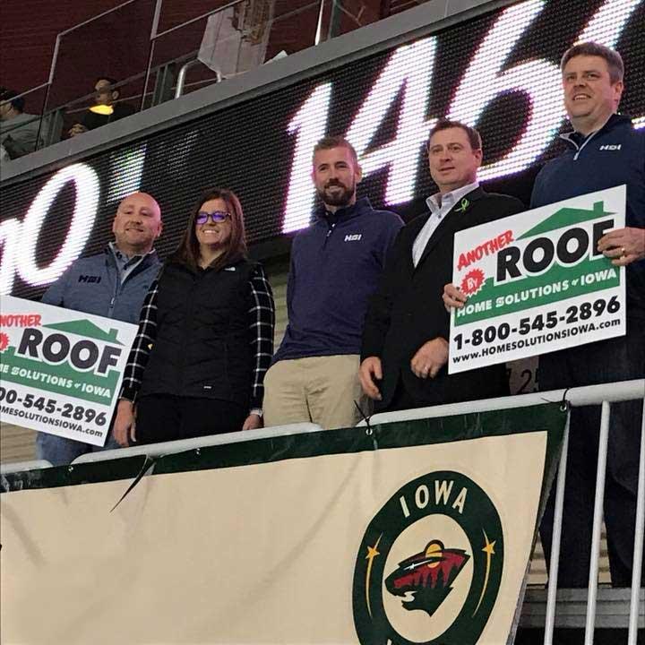 roof give away iowa