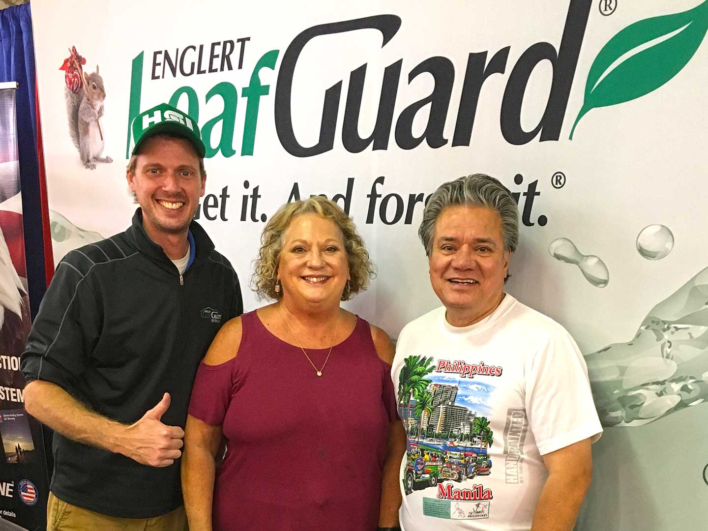 LeafGuard® Sales at Home solutions of Iowa