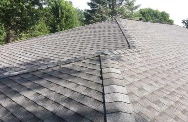 GAF® Timberline HD® pewter gray asphalt shingles
