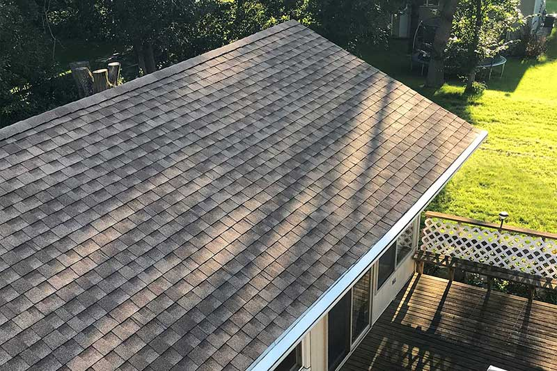National Homeownership Month LeafGuard & Roof Close up
