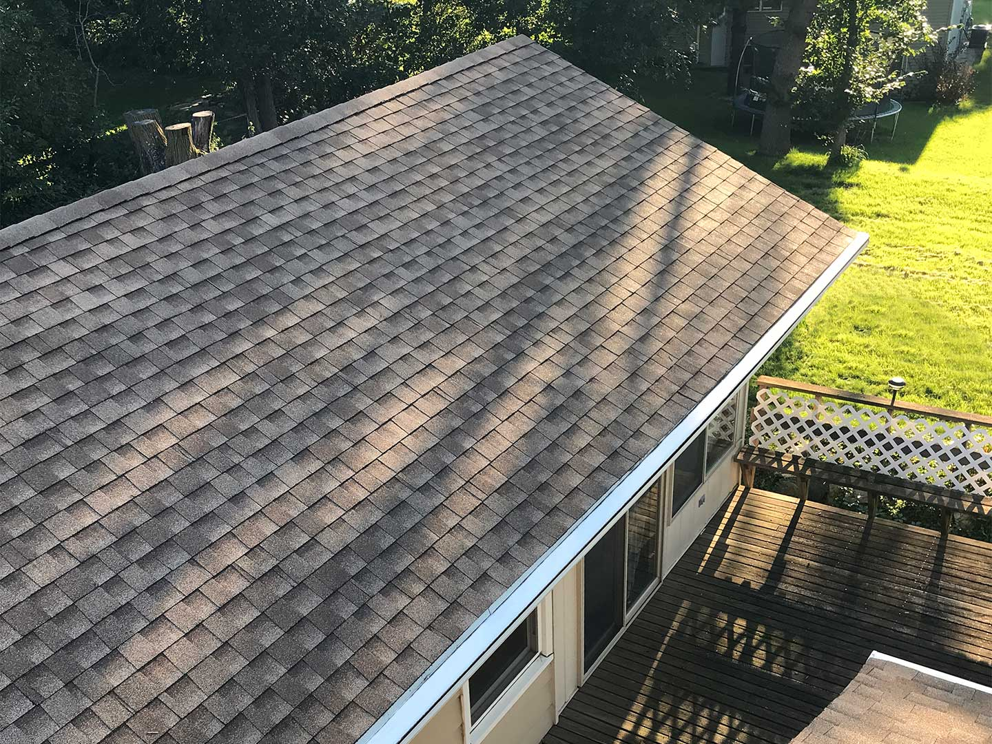 GAF® Timberline® HD® Shakewood Asphalt Shingles. North America's #1 selling shingle.