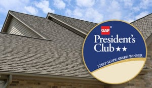 2 Star President's Club Award