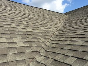 GAF's Timberline® Ultra HD® Weathered Wood asphalt shingles