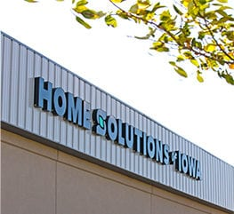 Home Solutions of Iowa is located in Waukee, IA.
