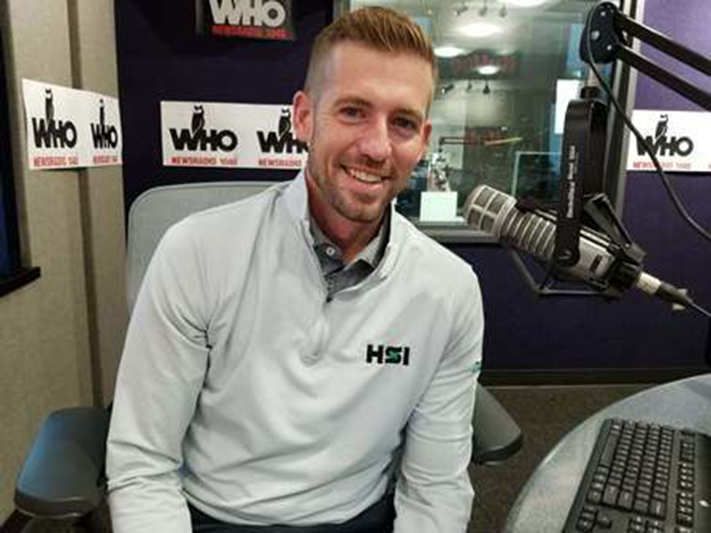 Joe Smith dropped in to chat with Van & Bonnie on WHO Radio this morning to talk about fall home maintenance tips and what to put on those checklists.