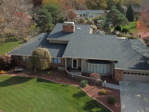 After photo of GAF Timberline® Lifetime Ultra® HD® asphalt shingles.