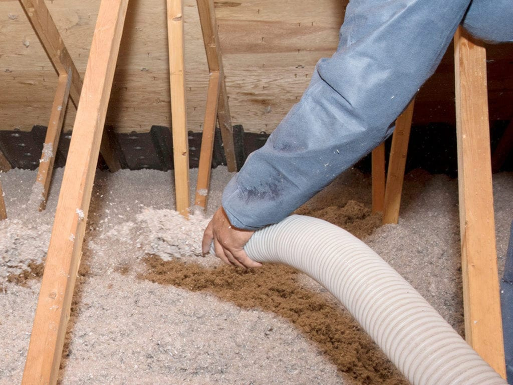 Cost Of Spray Foam Insulation