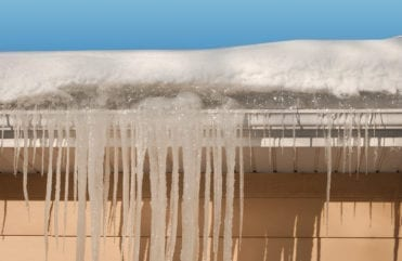 how to fix ice dams