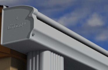 Protect your home with LeafGuard Brand Gutters