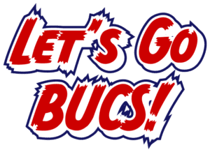 Lets Go Bucs!