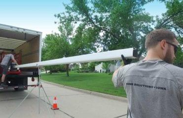 Hail & Wind Storm Damage Des Moines IA