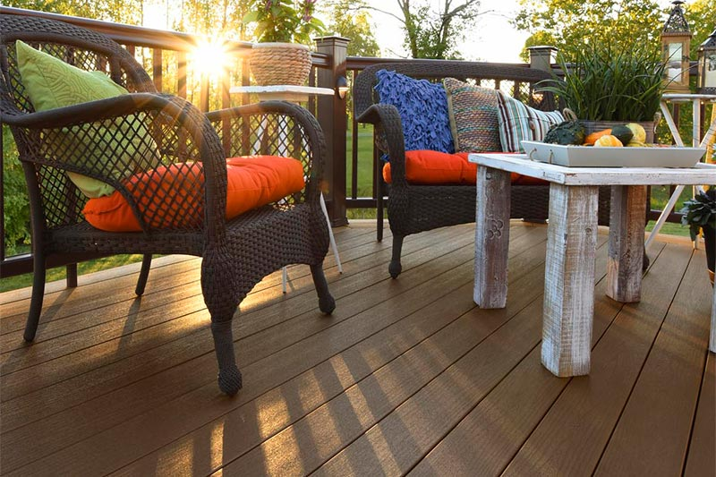 National Homeownership Month Decking by HSI