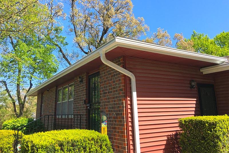 LeafGuard Windsor Heights Exterior Home Maintenance
