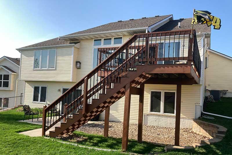 Back house Gutter Contractor Norwalk