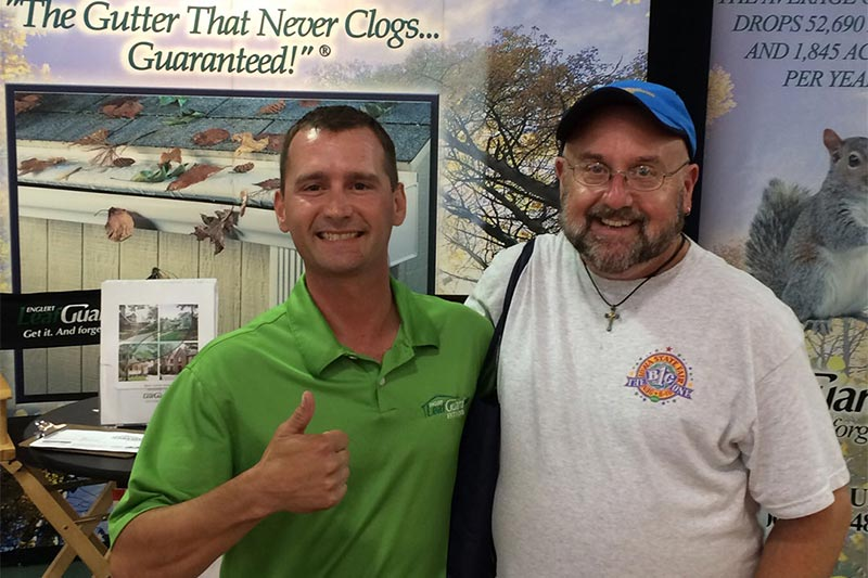 Iowa State Fair customer salesmen